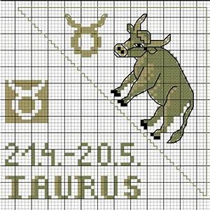Sternzeichen 17 September : sternzeichen stier sticken entdecke zahlreiche kostenlose charts zum sticken ~ Markanthonyermac.com Haus und Dekorationen