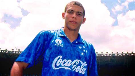 ronaldo fenomeno todos os gols pelo cruzeiro