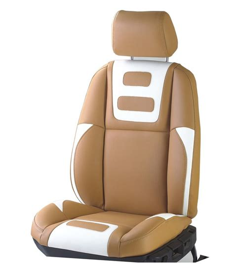 Ovion Blue Art Leather Seat Covers Buy Ovion Blue Art