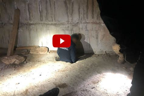 border patrol discovers  smuggling tunnel