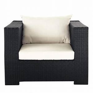 Fauteuil De Jardin En Résine Tressée : fauteuil de jardin r sine tress e ekipia ~ Teatrodelosmanantiales.com Idées de Décoration
