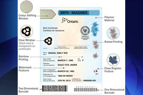 how do i get a long form birth certificate question about long form birth certificate ontario