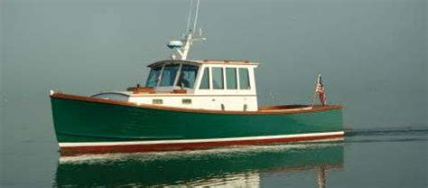 Lobster Boat Diy by Wooden How To Build A Wooden Lobster Boat Plans Pdf