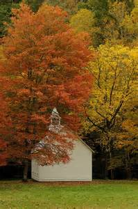 Church Autumn Blessings with Pictures