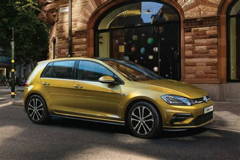 Golf R Upgrade by Golf R Line Gets Leather Seat Upgrade
