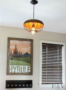16 Great Diy Light Fixtures That You Can Create In Just A