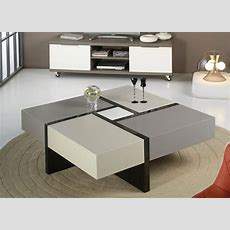Modern Contemporary Coffee Tables  Coffee Table Design Ideas