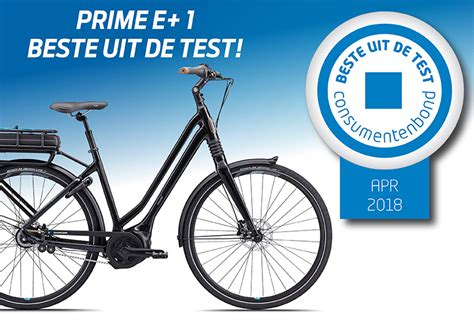 beste e bike heeft voor het derde jaar op rij de beste e bike tweewieler