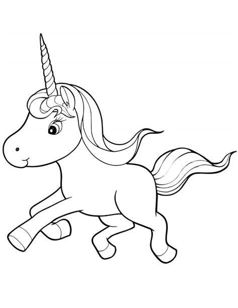unicorn coloring pages  kids coloring home