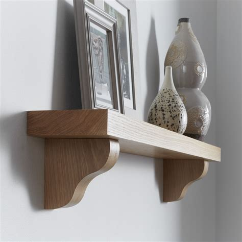 Corbels And Shelves by Solid Oak Corbel Shelf 44x145mm Corbels