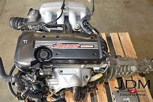 Jdm Toyota Altezza 3sge Beam Engine With 6 Speed