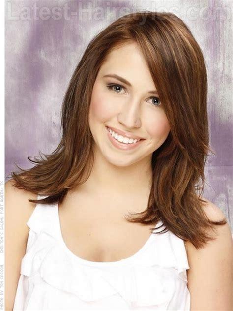 Brown Hair Cuts by Medium Brown Hairstyles