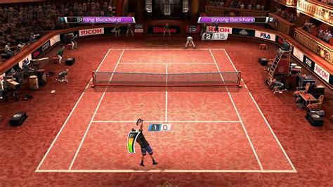 Virtua Tennis 4 2014-08-29 Kerusha vs. CBeauty1992.....STUNNING MATCH.... - YouTube