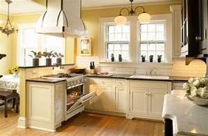 Küchenschränke Streichen Ideen : k che streichen 60 vorschl ge wie sie eine cremefarbige k che gestalten farben neue ~ Eleganceandgraceweddings.com Haus und Dekorationen