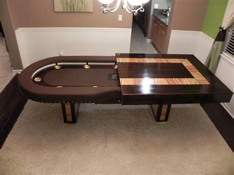 world  mysteries luxury poker dining table poker