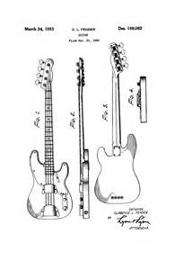 Fender Precision Bass Guitar