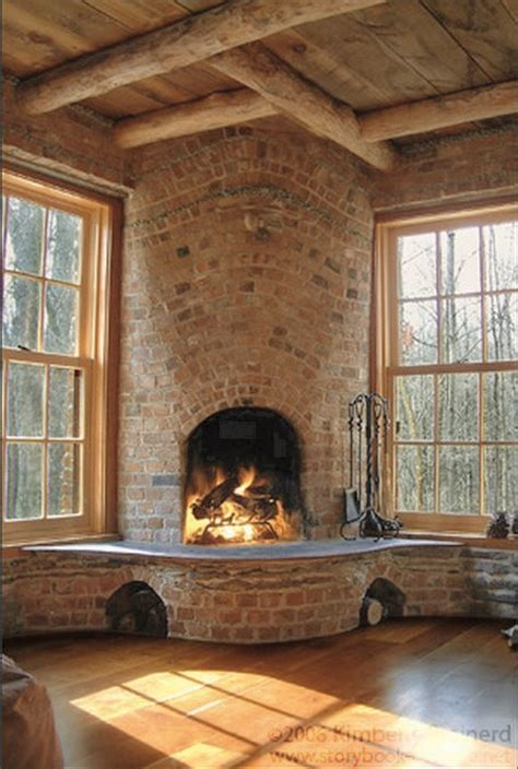 houses with fireplaces 87 barn style interior design ideas window benches