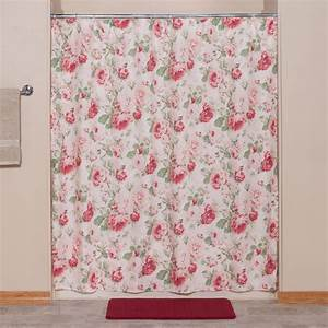 english floral shower curtain shower curtain walter drake With english floral curtains