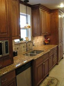 kitchens with oak cabinets 1580