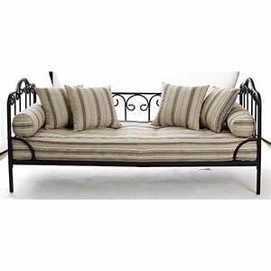 Coussin Pour Banc Ikea : banquette matelas capitonn lit enfant futon vasp ~ Dailycaller-alerts.com Idées de Décoration