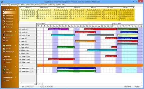 zimmerbelegungsplan erstellen und verwalten mit software