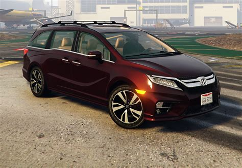 2018 Honda Odyssey Elite [replace/add-on]