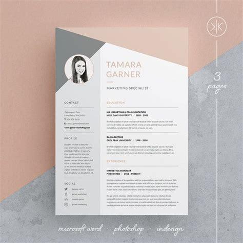 teacher resume template cover letter  ms word