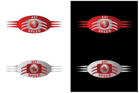 logo   art speed  images business card logo