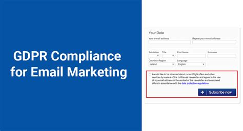 Are Your Marketing Communications Gdpr-compliant?