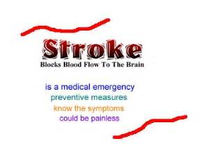 Stroke, What is a stroke? What are the signs and symptoms of a stroke ... Stroke