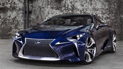2018 Lexus Lc 500 Wallpaper