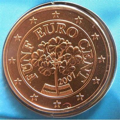 Cent Coin Austria 2007 Euro Coins Tv