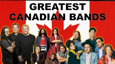 Find the top 100 country songs for the year of 2004 and listen to them all! Canadian Bands: Best Canadian Rock Bands of All Time - Spinditty - Music