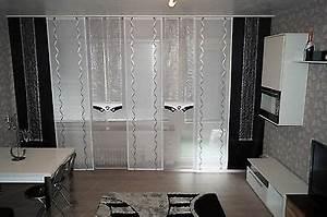 Gardinen Modern Schlafzimmer : wohnzimmer schlafzimmer gardinen set modern grau schwarz weiss 9 tlg eur 550 00 ~ Orissabook.com Haus und Dekorationen