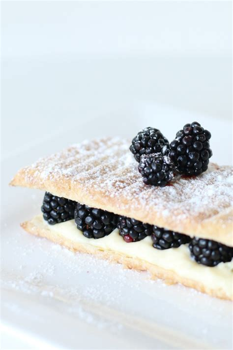 Berry Napoleons — Orson Gygi Blog