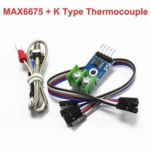 Max6675 Module   K Type Thermocouple Temperature Sensor