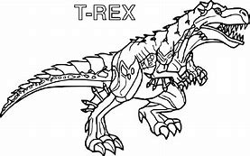 High Quality Images For Coloriage A Imprimer Dinosaure T Rex