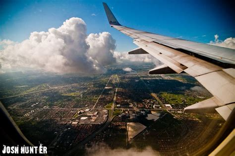 Seeing The World Through An Airplane Window Twistedsifter