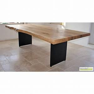 Eiche Massiv Tisch : tisch eiche stammbohlen 7cm massiv ~ Eleganceandgraceweddings.com Haus und Dekorationen