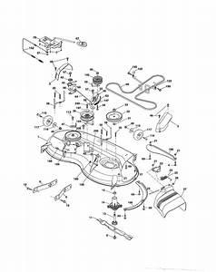 33 Poulan Lawn Mower Parts Diagram