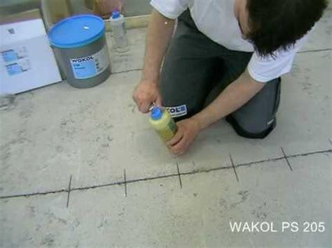 beton risse verharzen genussvoll risse verf 252 llen mit wakol ps 205 gie 223 harz