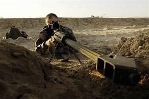 M107 .50 caliber Sniper Rifle - LRSR   Military.com