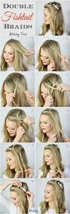 12 Amazing French Braid Hairstyles Tutorials - Pretty Designs