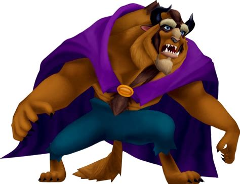 The Beast From 'beauty And The Beast'