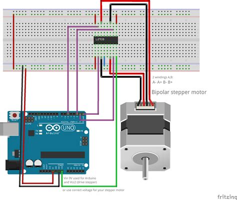 Jangeox Blog Microstepping With Arduino