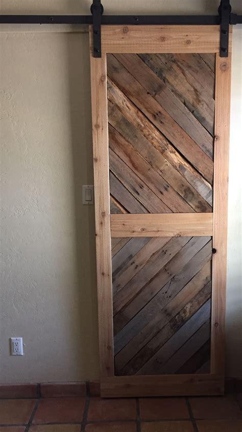 pin  kirk brown  pallet barn door barn door designs