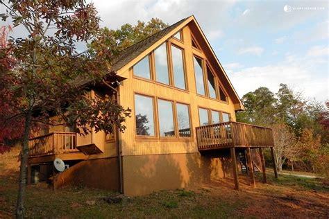 cabin rentals in ga gling cabin rental