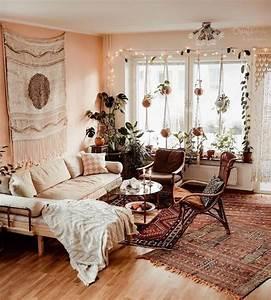 Modern, Boho, Living, Room, Ideas, Inspiration, For, A, Modern