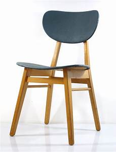 Vintage Wooden Dining Chairs Home Interior Design 12