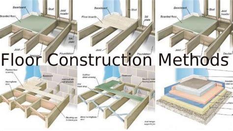 Building A Floor   A Floor   Concrete Slab Foundation